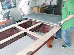 Pool table moves in Poughkeepsie New York