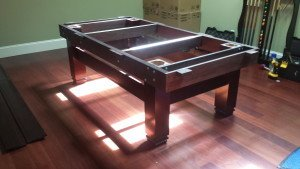 Correctly performing pool table installations, Poughkeepsie New York